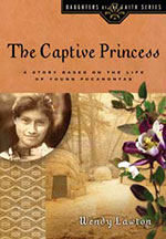 The Captive Princess by Wendy Lawton