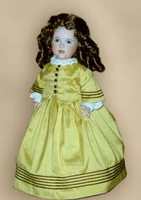 Ransom's Mark Doll